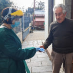 O Concello empeza a distribuír mascarillas lavables entre a veciñanza que o solicite